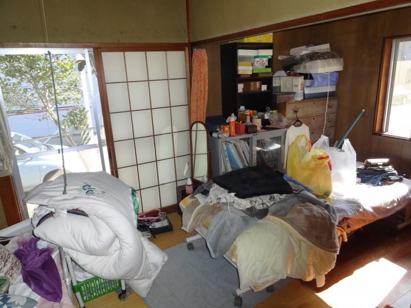 新潟市東区/平屋住宅(遺品整理)