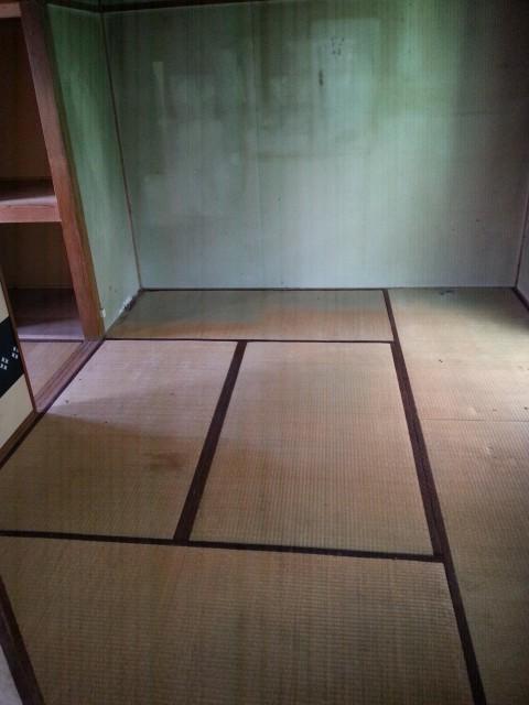 新潟県阿賀野市/市営住宅(遺品整理)