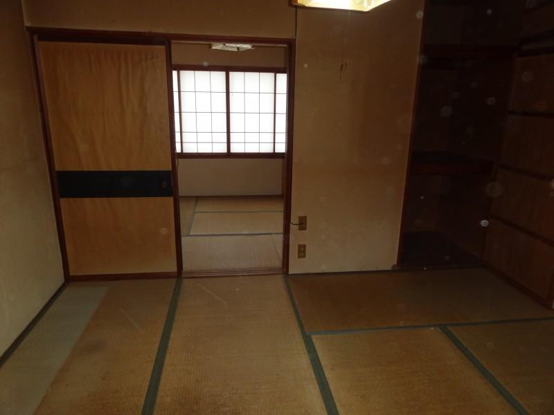 新潟県長岡/アパート「遺品整理」