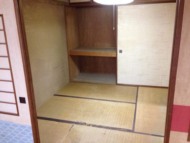 新潟市中央区/遺品整理(アパート)