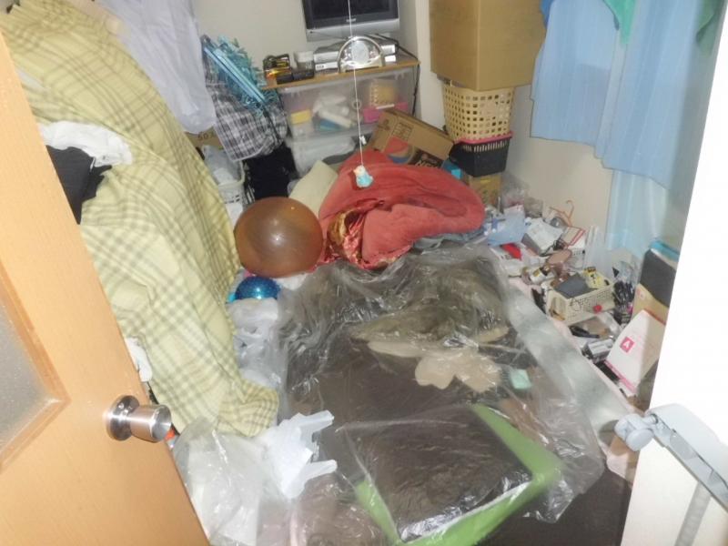 新潟県新潟市/遺品整理(孤独死現場)
