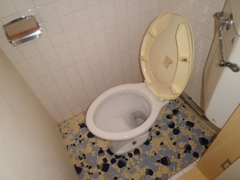 新潟県新潟市/ハウスクリーニング(トイレ)
