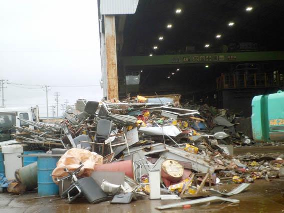 不要品を資源としてリサイクル!!