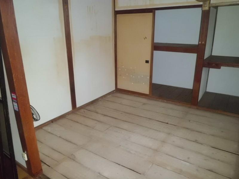 新潟県三条市/遺品整理+消臭消毒(アパート)