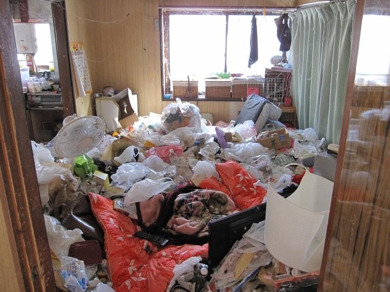 新潟県魚沼市/ゴミ屋敷(一軒家)