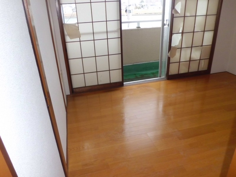 新潟県新潟市/遺品整理(アパート)