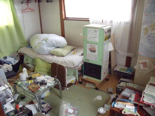 新潟県新潟市西区/施設入居に伴う片付け