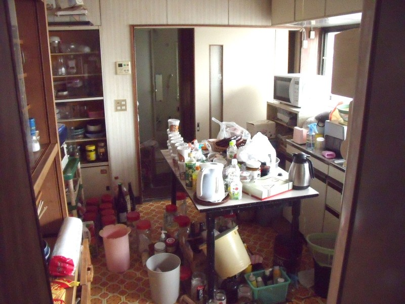 新潟県新潟市東区/遺品整理(一戸建て)