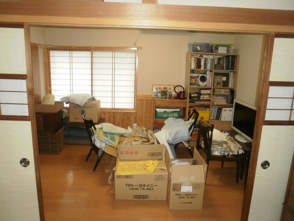 新潟県新潟市西区/空き家の片付け作業(不動産売却)