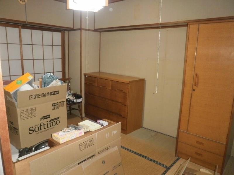 新潟県新潟市東区/遺品整理(平屋住宅)