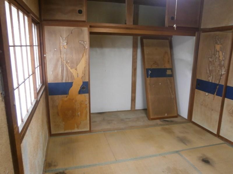 新潟県新潟市江南区/遺品整理(平屋住宅)