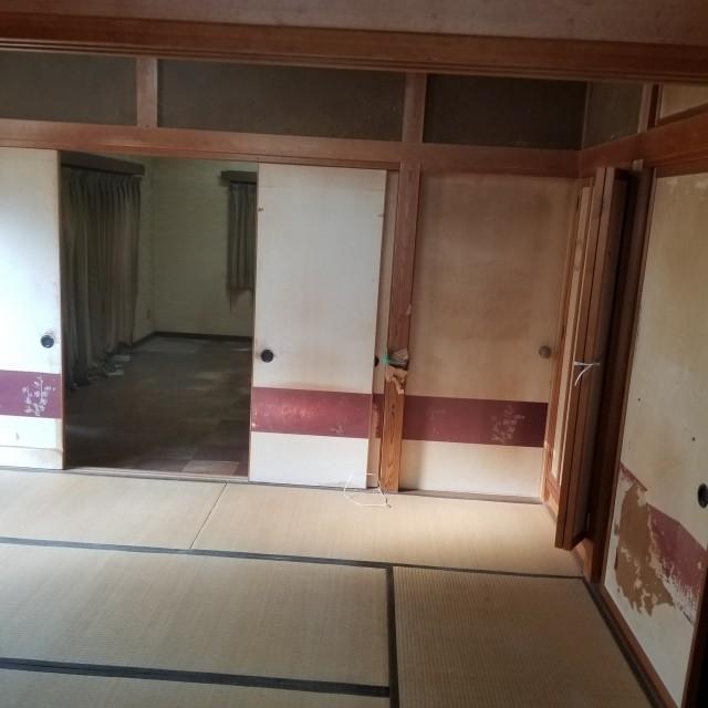 新潟県新潟市東区/遺品整理(一軒家)