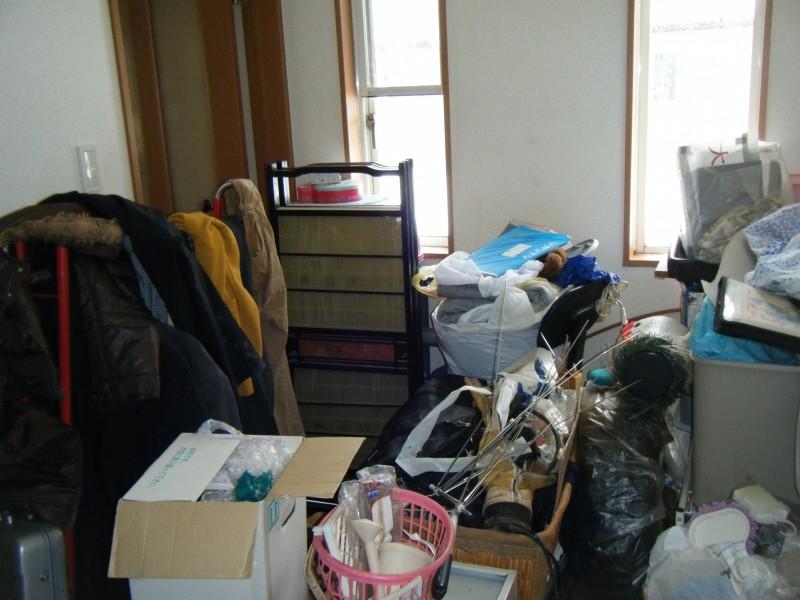 新潟県新潟市/ゴミ屋敷