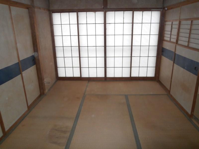 新潟県新発田市/遺品整理(一軒家6DK+車庫)