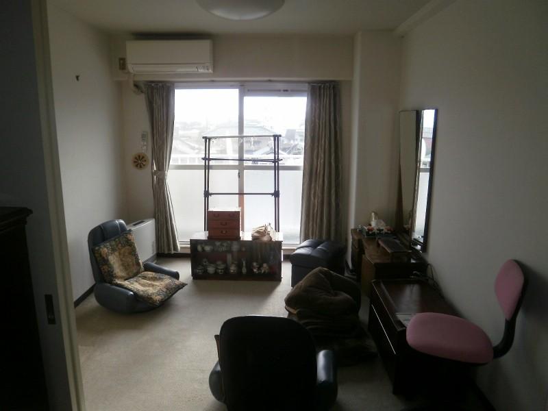 新潟県三条市マンション2DK/遺品整理