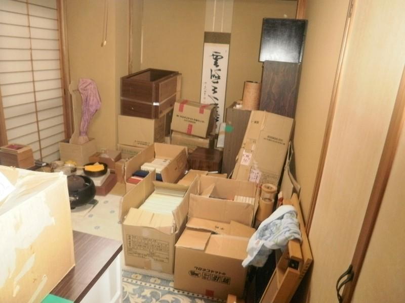 新潟県長岡市/遺品整理