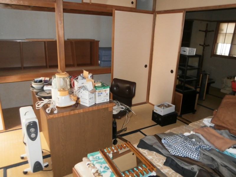 新潟県十日町市/遺品整理業務