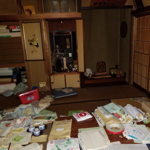 新潟県三条市/空き家整理