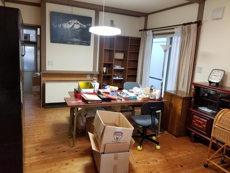 新潟県加茂市/遺品整理