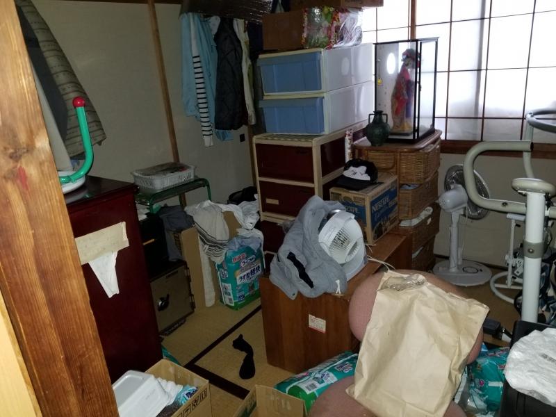 新潟県新発田市/遺品整理