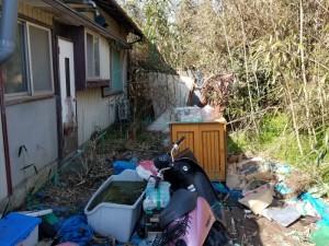 新潟市一軒家/空き家整理・処理