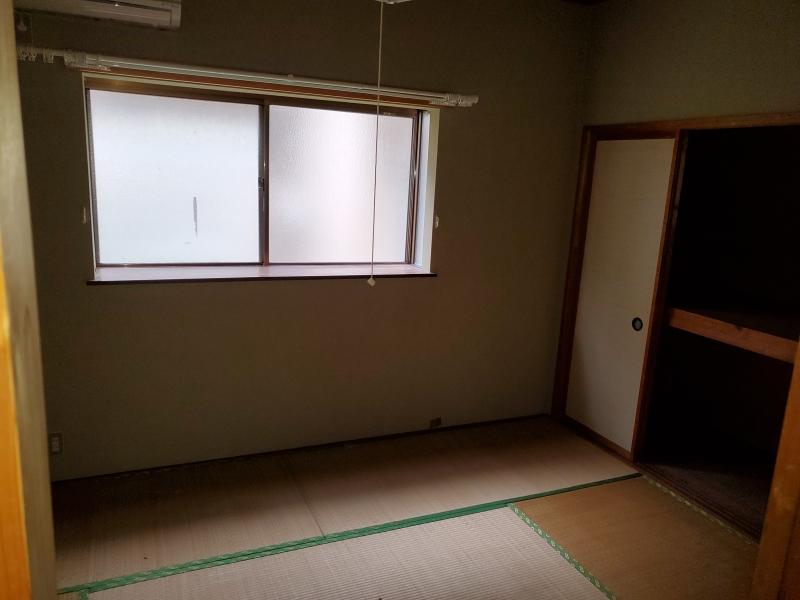 柏崎市にて3DK平屋の遺品整理