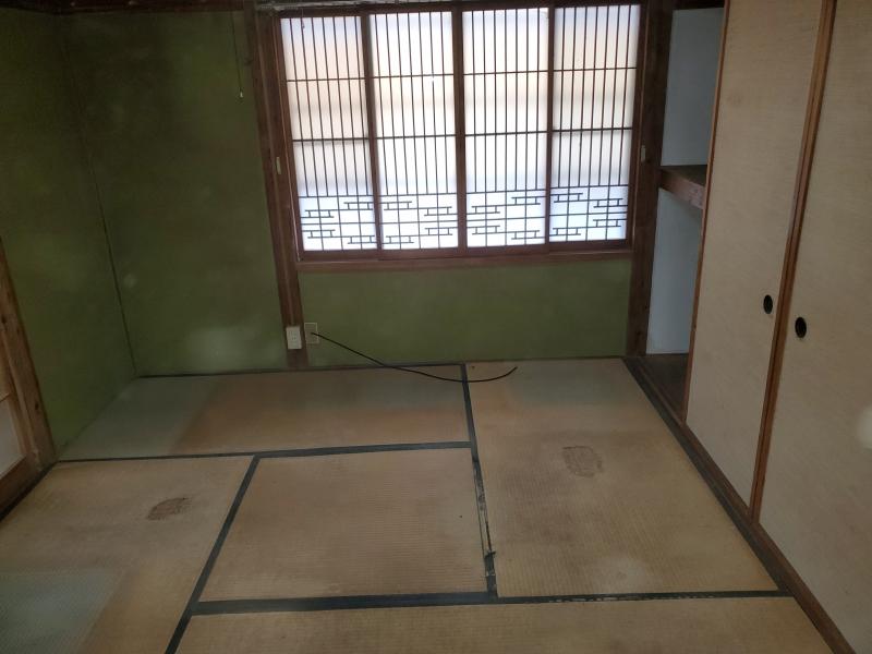 新潟県三条市一軒家の遺品整理を担当致しました。