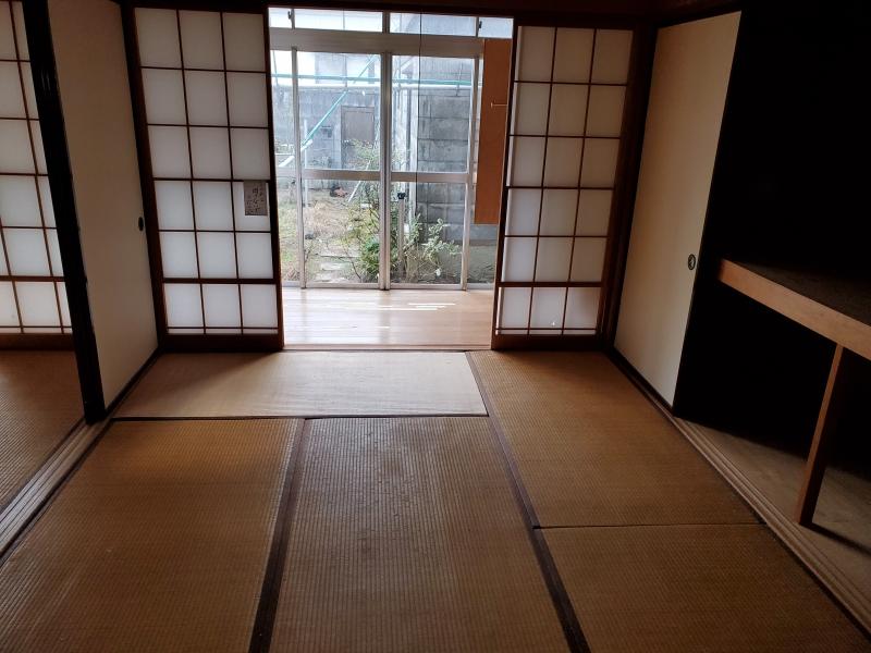 新潟県聖籠町一軒家/遺品整理かたづけ