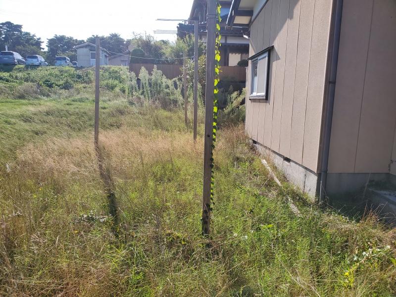 新発田市空き家整理/かたづけ