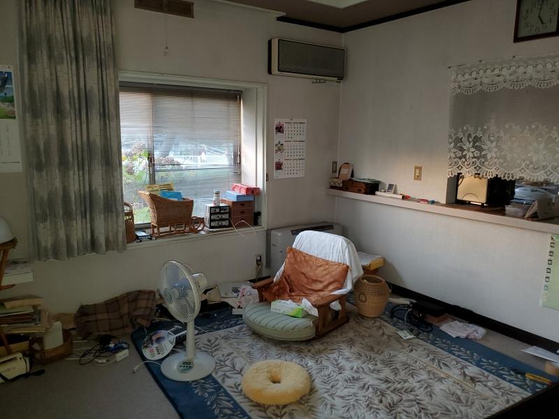 上越市/一軒家遺品整理を対応いたしました。