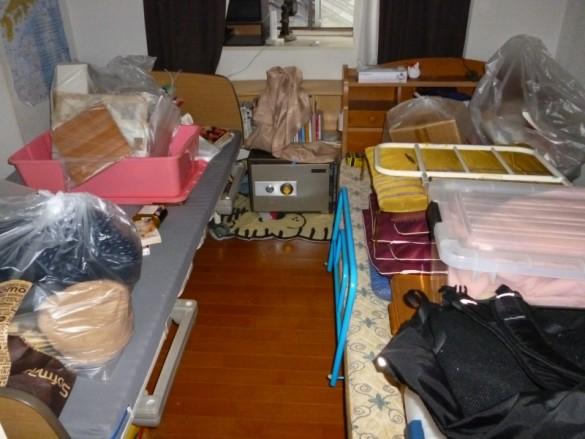 燕市の空き家整理/かたづけを対応致しました。