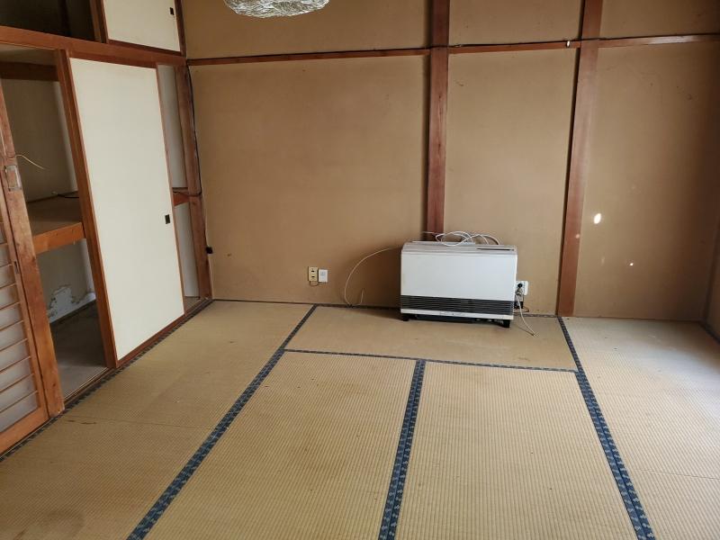 新潟県新潟市/引越後の片付け作業(一軒家)