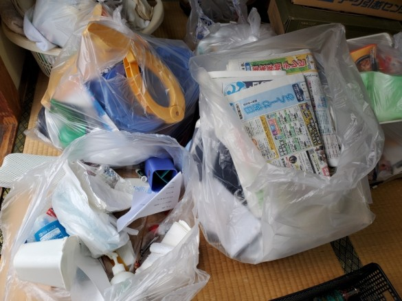 長岡市で遺品整理を対応し買取もさせていただきました。