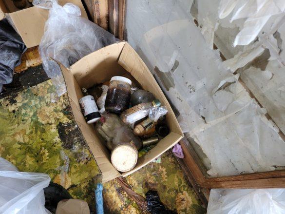 小千谷市ゴミ屋敷かたづけ清掃